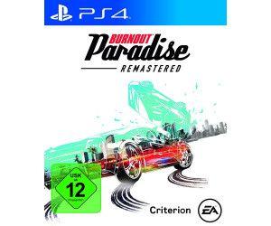 Burnout: ParadiseRemastered (PS4 & Xbox One) [Saturn]