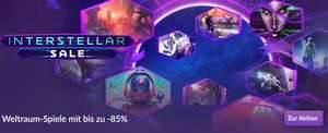 [GOG] Interstellar Games - Sammeldeal ! Aktion