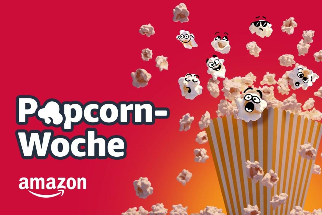 Amazon Popcorn Woche mit täglich wechselnden Angeboten (z.B. 300 Filme für je 0,99€ ->nur für Prime Mitglieder-<)