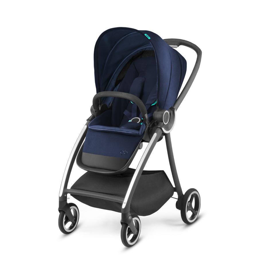 Babymarkt gb PLATINUM Kinderwagen Maris Sea Port Blue