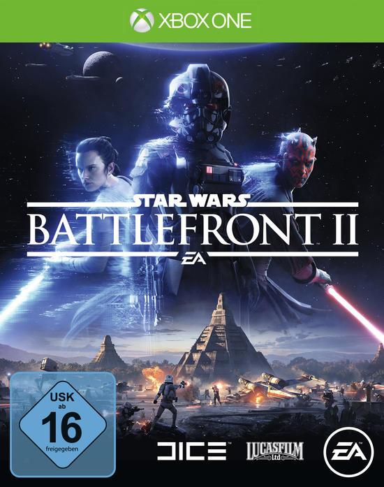 Star Wars: Battlefront 2 (Xbox One) für 9,99€ (Saturn & Media Markt)