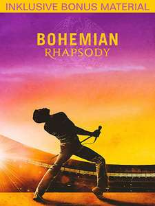 [Amazon Video][itunes] Bohemian Rhapsody in 4K (itunes) bzw. HD (Amazon) für 6,99 kaufen