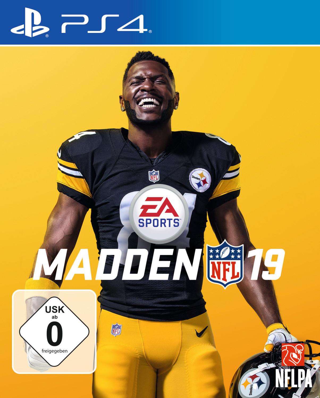 Madden NFL 19 & EA Sports NHL 19 (PS4 & Xbox One) für je 14,99€ (Saturn & Media Markt)