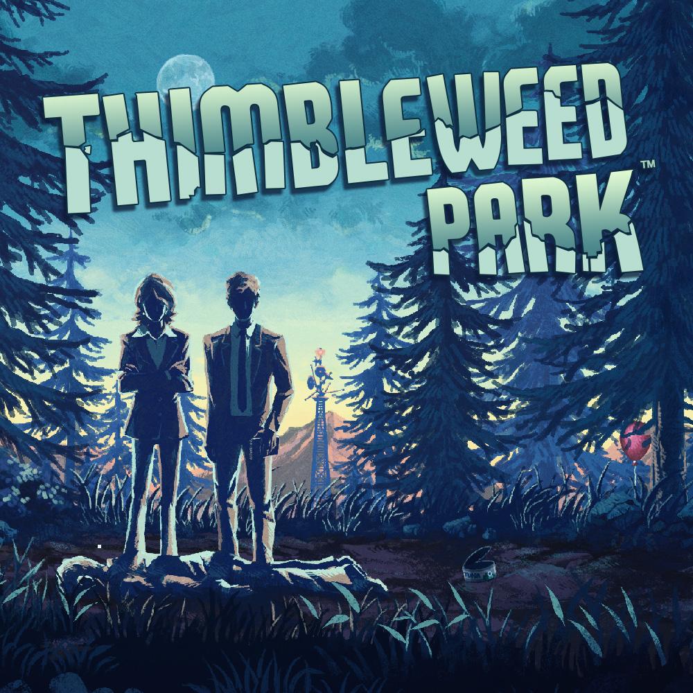 Thimbleweed Park (Switch) für 9,99€ oder für 7,06€ NOR (eShop)