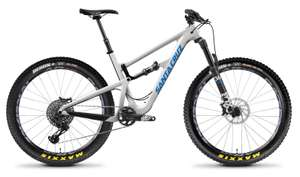 MTB Santa Cruz HIGHTOWER C S 27+ (Carbon, Eagle GX/Fox 36) - 2018 (S,M,XXL)
