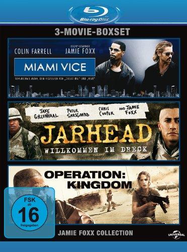 Jamie Foxx Collection (3-Movie-Boxset Blu-ray) für 9,97€ (Amazon Prime)