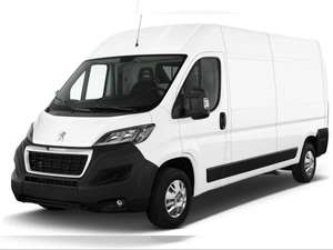 [Gewerbeleasing] Peugeot Boxer 328 L1H1 - ab mtl. 41,93€ netto bzw. 49,90€ brutto, 12 Monate, ab 10.000 km, LF 0,19