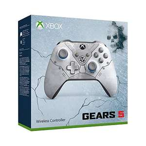 Xbox One S Wireless Controller Gears 5 Kait Diaz, Limited Edition für 53,29€ (Amazon ES)