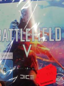 (Lokal Bad Oeynhausen) Battlefield V Ps4