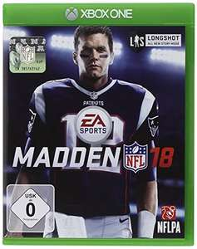 Madden NFL 18 (Xbox One) Amazon Prime