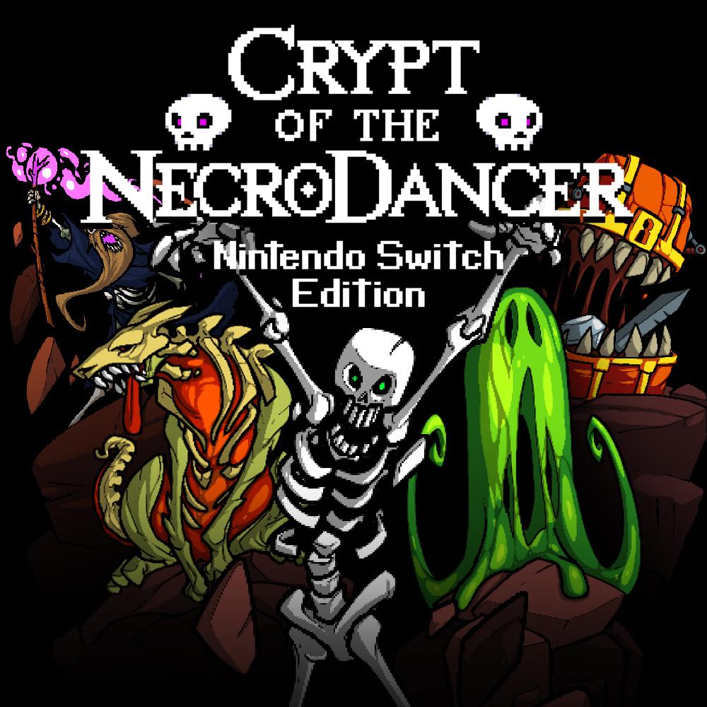 Crypt of the NecroDancer: Nintendo Switch Edition für 3,99€ oder für 3,17€ ZAF (eShop)