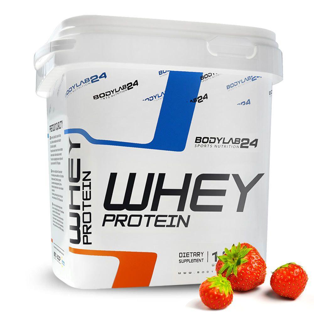 !8% Zusätzlich auf Bodylab24 Whey Protein - Preis Inkl Versand