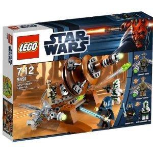 Lego Star Wars 9491 Geonosian Cannon für 12.99 €