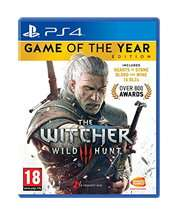 Witcher 3: Wild Hunt - Game of the Year Edition (PS4) für 14,90€ (Base.com)