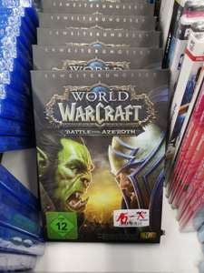 [LOKAL MM Bremen-Waterfront] World of Warcraft: Battle for Azeroth