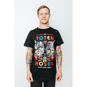 """Die Toten Hosen Shirt: """"Alles was war"""" jetzt 12.- anstatt 20.- + 6,50 Versandkosten im DTH-Shop"""