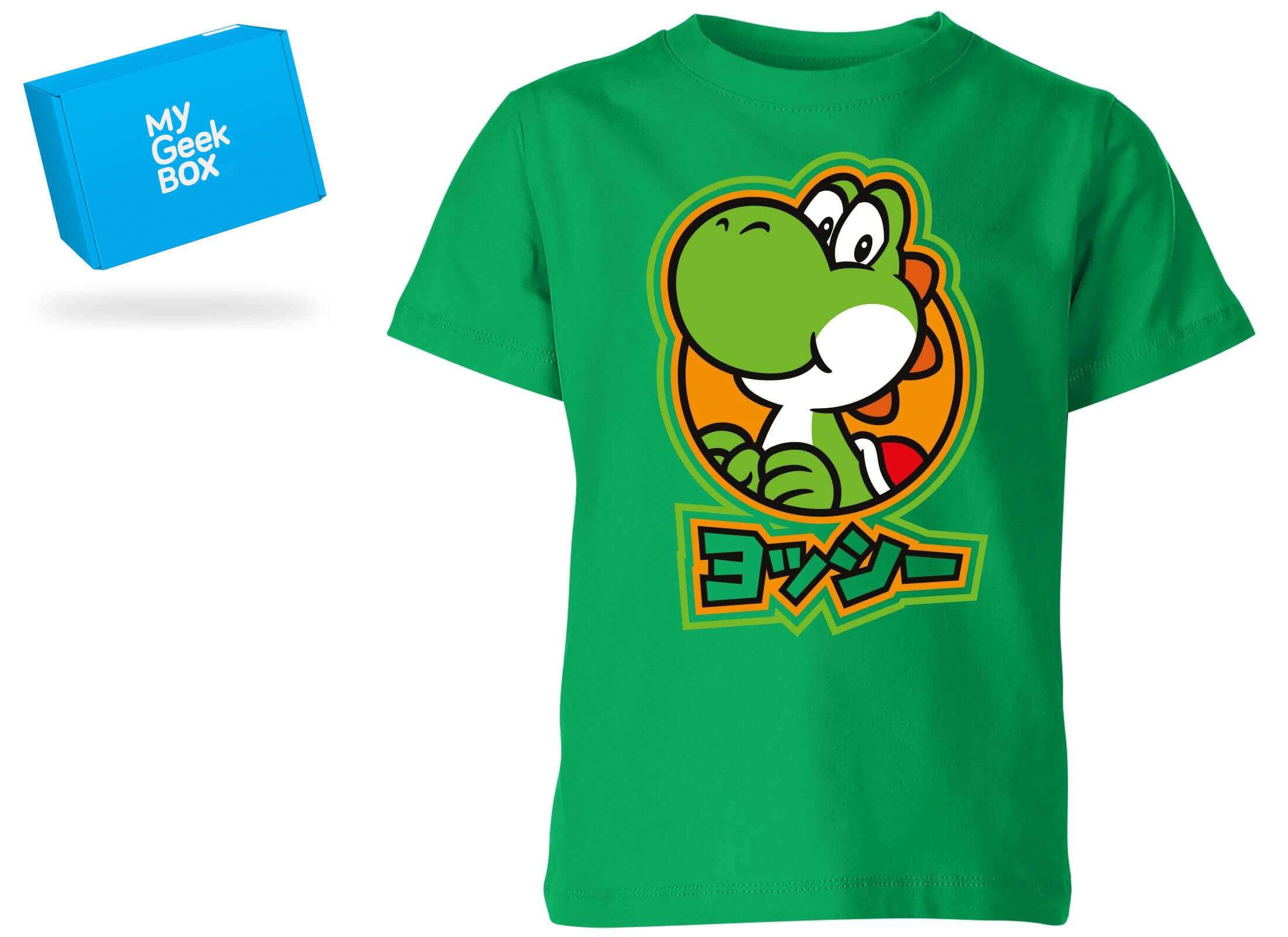 T-Shirt (viele versch. Franchises & Motive) + Mystery Geek Box (Wert ca. 20€)