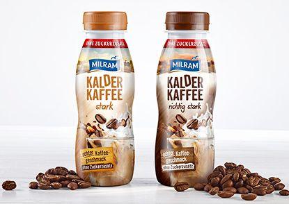 Unbegrenzt * Milram Kalder Kaffee gratis [Edeka App] (lokal)