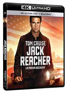 Jack Reacher (4K Blu-ray + Blu-ray) für 12,77€ (Amazon ES)