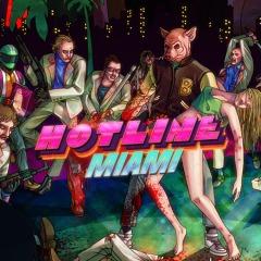 Hotline Miami (PC) für 1,29€ (GOG)