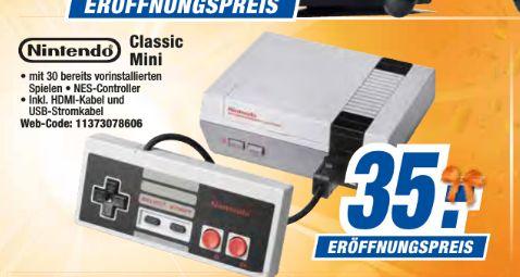 [Regional Expert Laatzen/Langenhagen] Nintendo Classic Mini NES für 35,-€