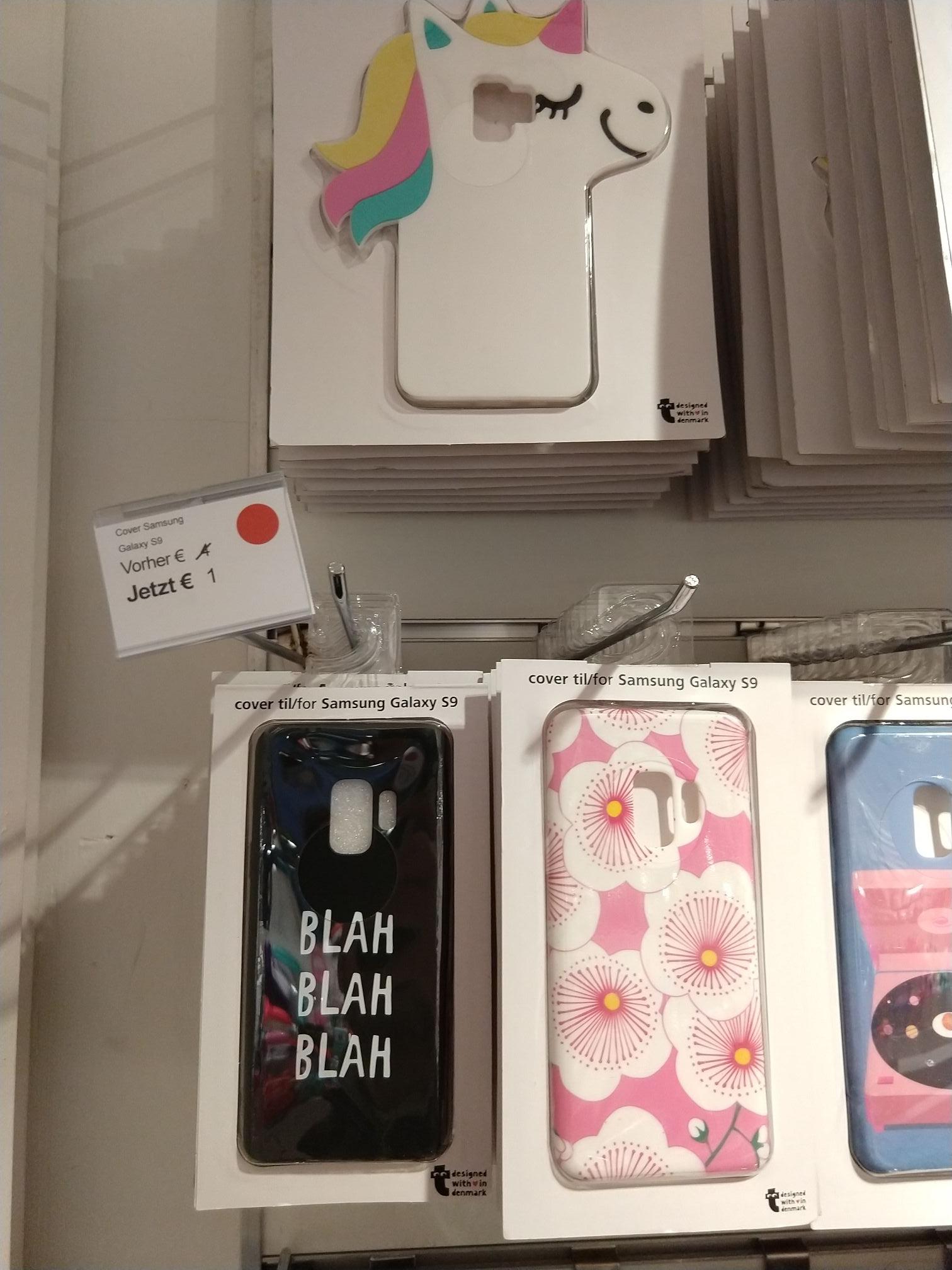 Smartphone- und Tablethüllen ab 1,-  (Lokal Oldenburg)