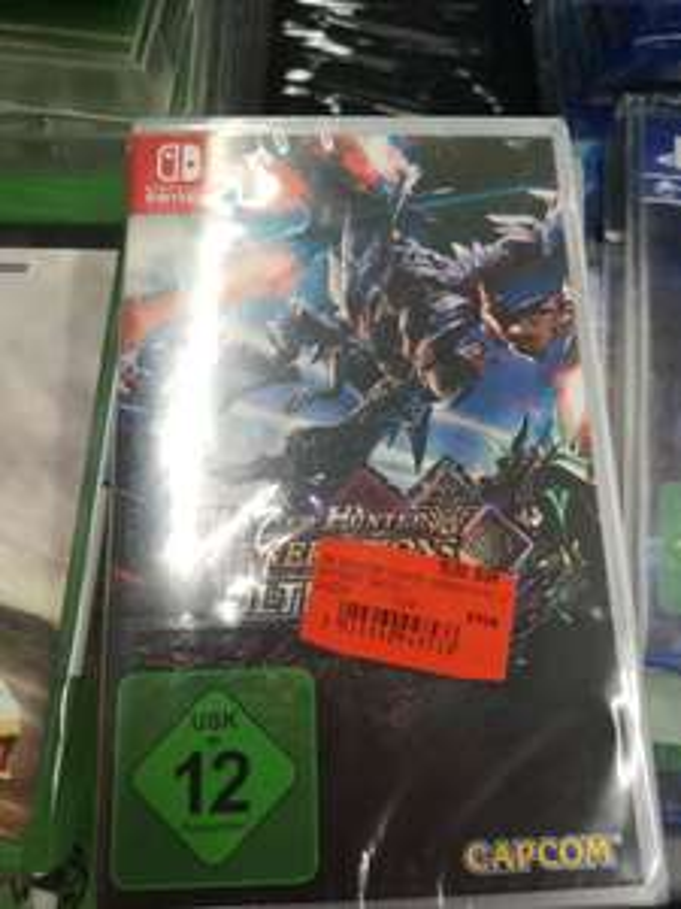 [LOKAL] [Mönchengladbach] Monster hunter Generations ultimate nintendo switch