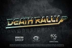 [Steam] Death Rally für 0,90€ durch FB-Gutschein (FB-Account nötig!) @Steam