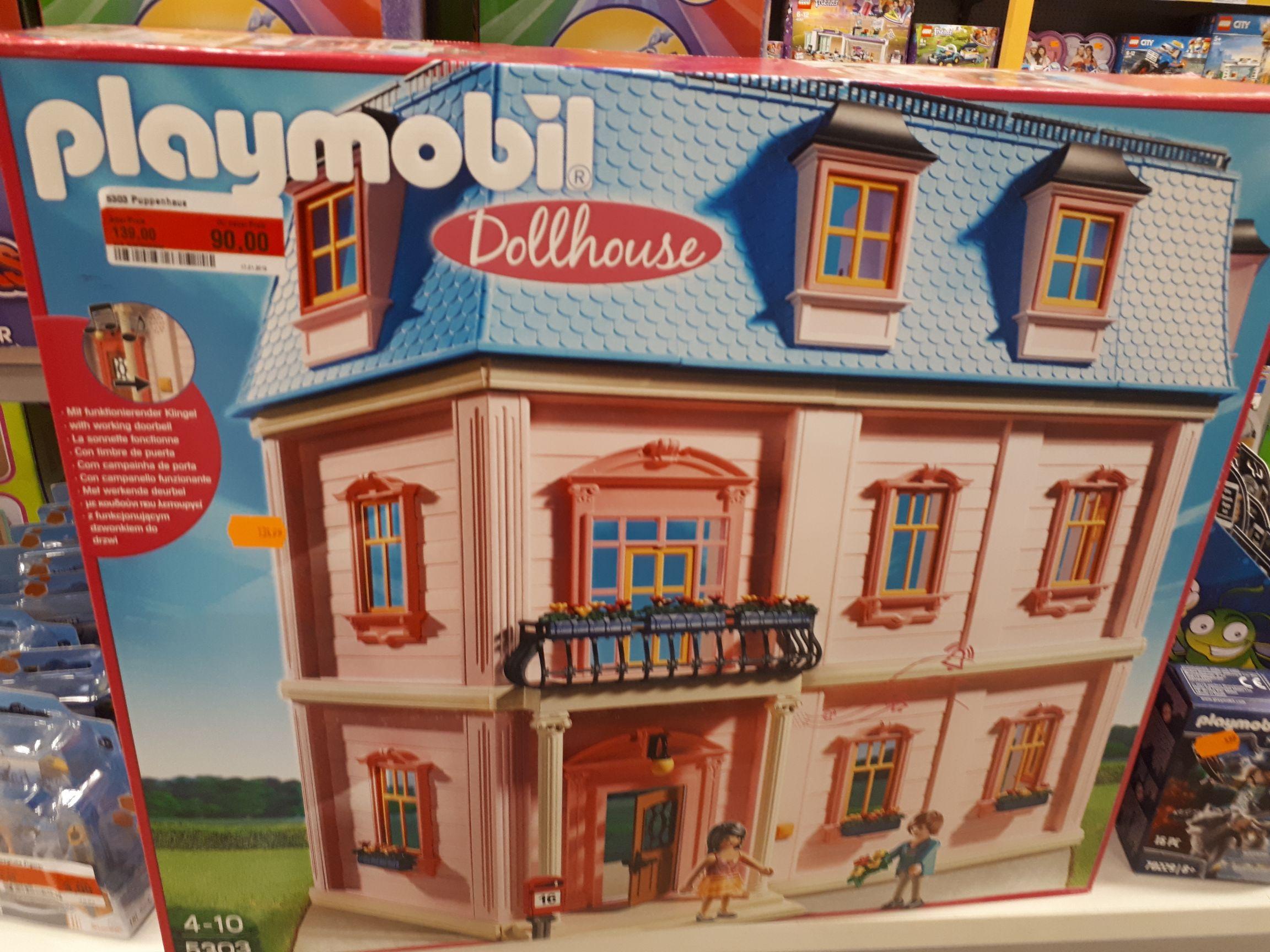 PLAYMOBIL 70205 Mein großes Puppenhaus *Lokal* Globus Leipzig