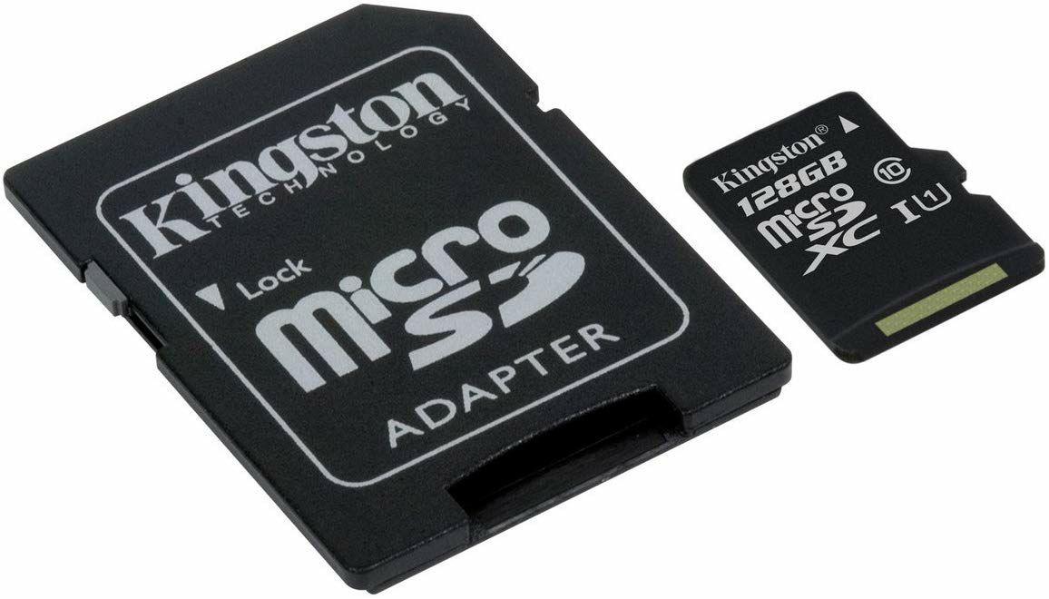 [Amazon Prime] Kingston Canvas Select microSD microSDXC 128gb
