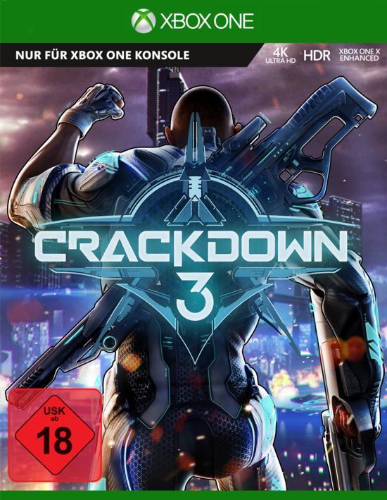 Crackdown 3 (Xbox One) für 10€ (GameStop)