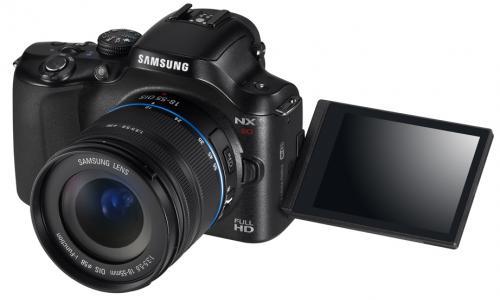[Amazon WHD] Samsung nx20 Systemkamera