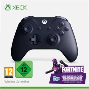 Xbox One S Wireless Controller Fortnite Special Edition inkl. Outfit & 500 V-Bucks & Sport Blue Special Edition für je 44,16€ (Amazon FR)