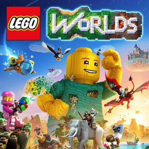 LEGO Worlds (Switch) für 14,99€ oder für 9,57€ Russland (eShop)