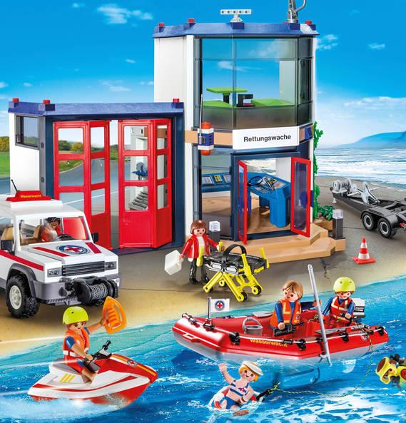 (Galeria Kaufhaus Deal) Playmobil DRK Mega-Set 9533