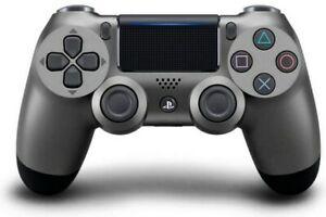 Sony Dualshock 4 Wireless Controller v2 Steel Black (PS4) [eBay]