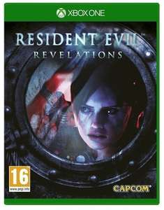 Resident Evil: Revelations HD (Xbox One & PS4) für je 12,50€ (Base.com)