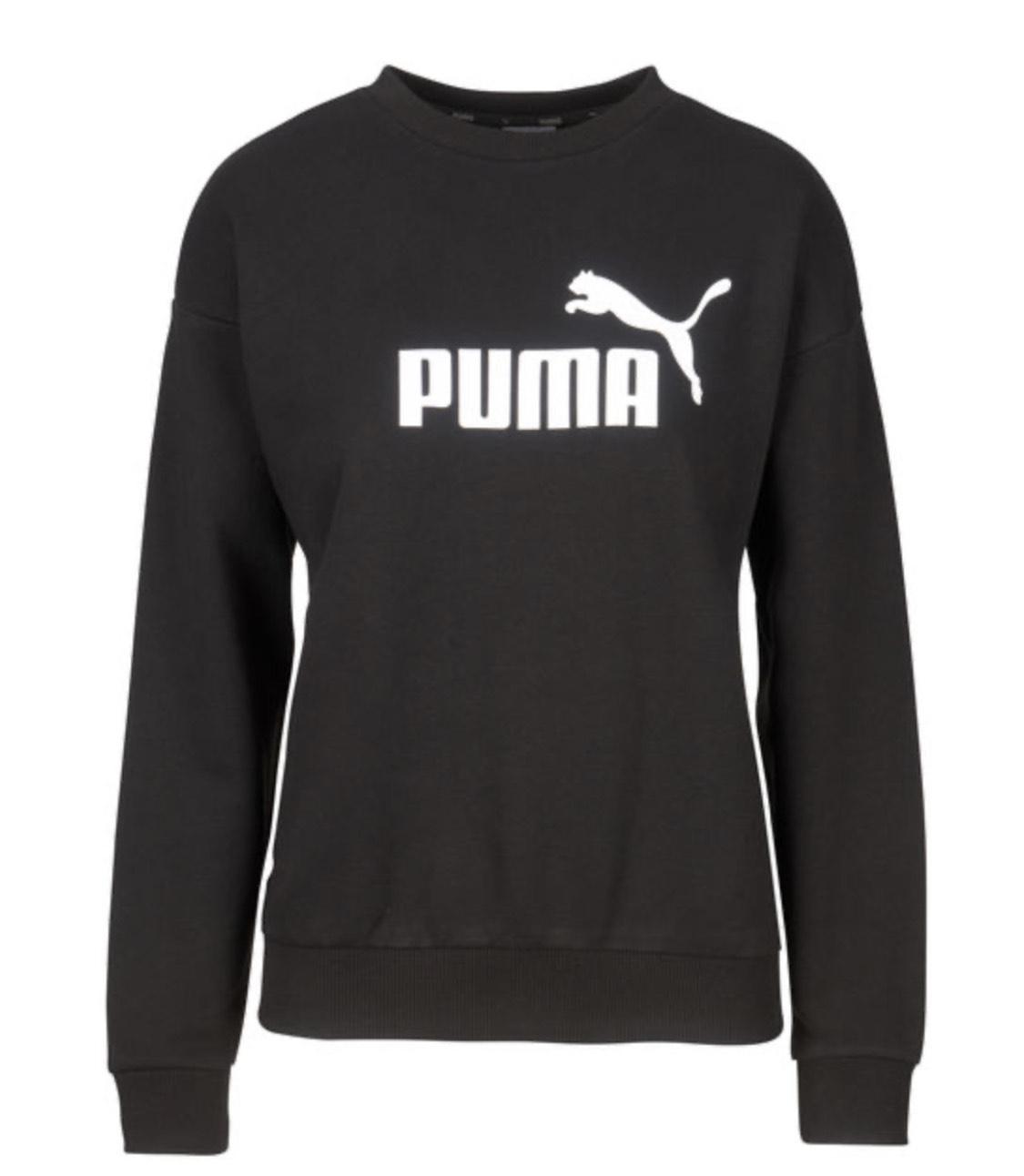 [KIK Abholung] Puma Damen Sweater in schwarz oder grau