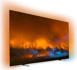 Philips Ambilight 55OLED804 - 55 Zoll OLED 4K UHD, HDR10+, Android TV, Dolby Vision