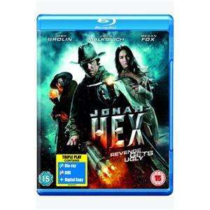 (UK) Jonah Hex Jonah Hex: Triple Play Edition (2 Discs + Download) (Blu-ray) für 3.88€ @ play (zoverstocks)