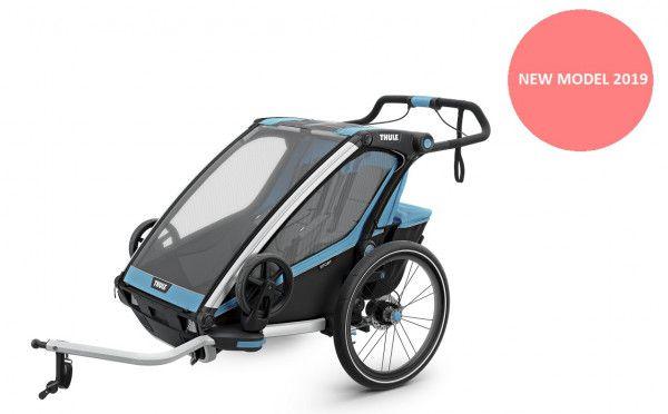 Thule Chariot Sport 2 Fahrradanhänger Modell 2019