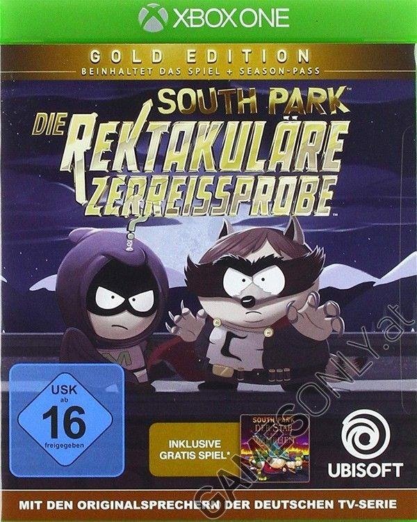 South Park: Die rektakuläre ZerreißprobeGold Edition (Xbox One) [GamesOnly]