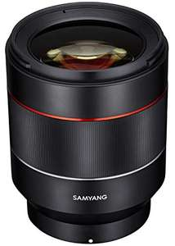 Samyang AF 50mm 1.4 FE für Sony E-Mount Vollformat Objektiv für A7 (1AF050F14SFE)