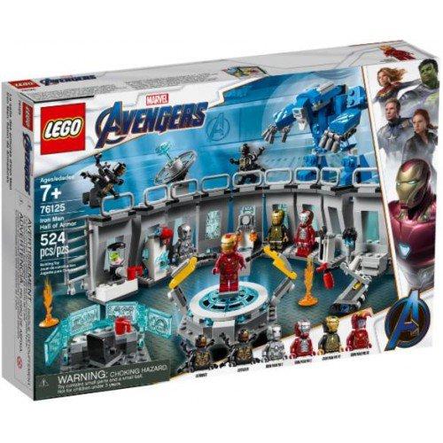 [Spiele-Max Lokal] Lego 76125 - Iron Mans Werkstatt