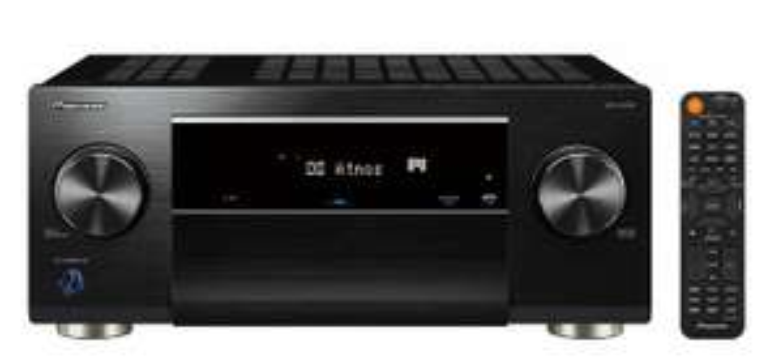 Pioneer VSX-LX504 9.2 AV Receiver (215W/Kanal, 4K Ultra HD, Dolby Atmos, DTS:X, WLAN, Bluetooth, Streaming, AirPlay 2, Multiroom)