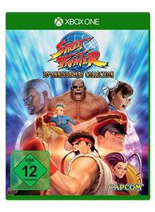 Street Fighter: 30th Anniversary Collection (Xbox One) für 17,99€ (Amazon Prime)
