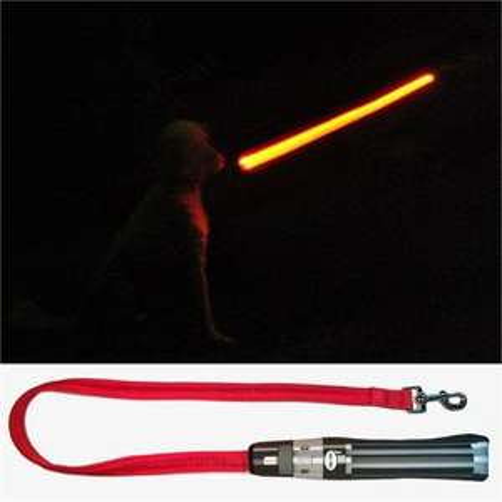 [Gamestop] Star Wars Darth Vader Lichtschwert Hundeleine mit Licht und Soundeffekten
