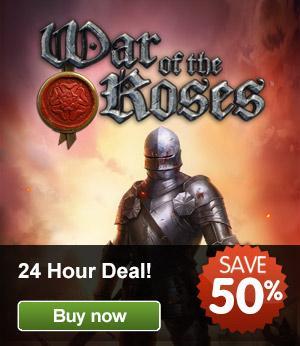 [STEAM] War of the Roses @ GMG für 9,75€