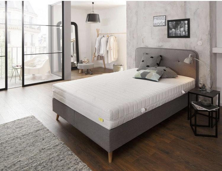 Komfortschaummatratze 180x200 »Lasse«, Hilding Sweden, 21 cm hoch, Raumgewicht: 32, Bekannt aus dem Radio und TV, Topseller
