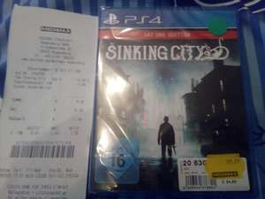 The Sinking City Day One Edition PS4 Lokal MediMax Regensburg
